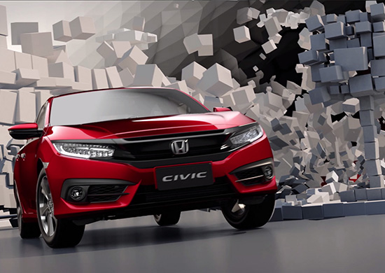 Honda Civic TVC