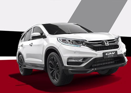 Honda CRV TVC