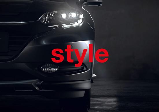 Honda HRV TVC