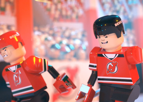New Jersey Devils - Race Around The Ice