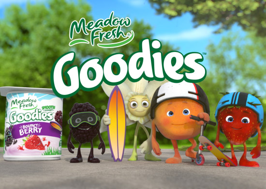 Meadow Fresh Goodies TVC