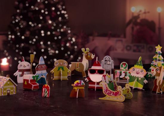New World - Little Christmas