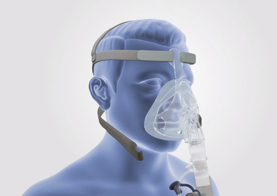 Fisher and Paykel - Nivairo Masks Fitting Video