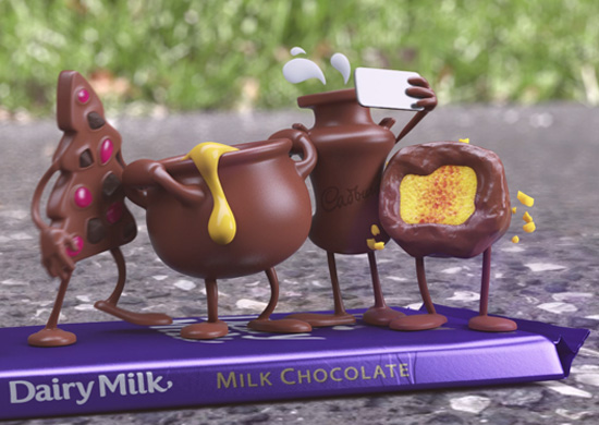 Cadbury Dairy Milk Chocolate Range