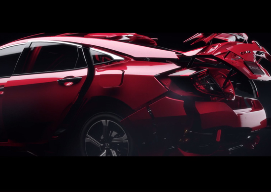 Honda Civic Range 2017