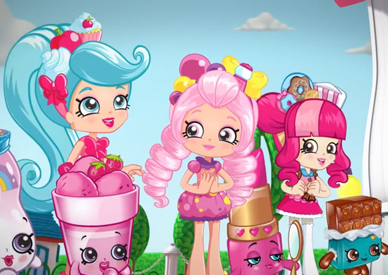 Shopkins Chef Club Feature Film